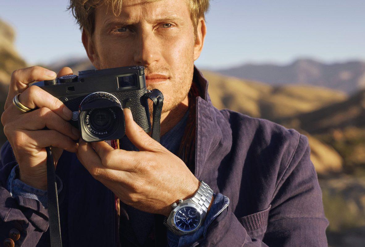 美國探險家和視覺藝術家Cory Richard拍攝One of Not Many卓爾不群品牌廣告