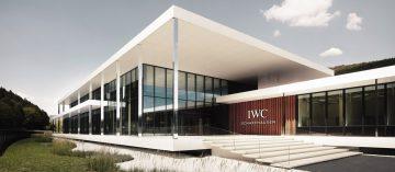 傳統製錶工藝與先進科技結合:IWC全新Manufakturzentrum錶廠