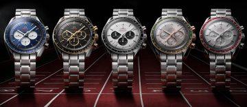 """當登月錶遇上東京奧運:Omega Speedmaster Moonwatch Professional """"Tokyo 2020"""" 限量版"""
