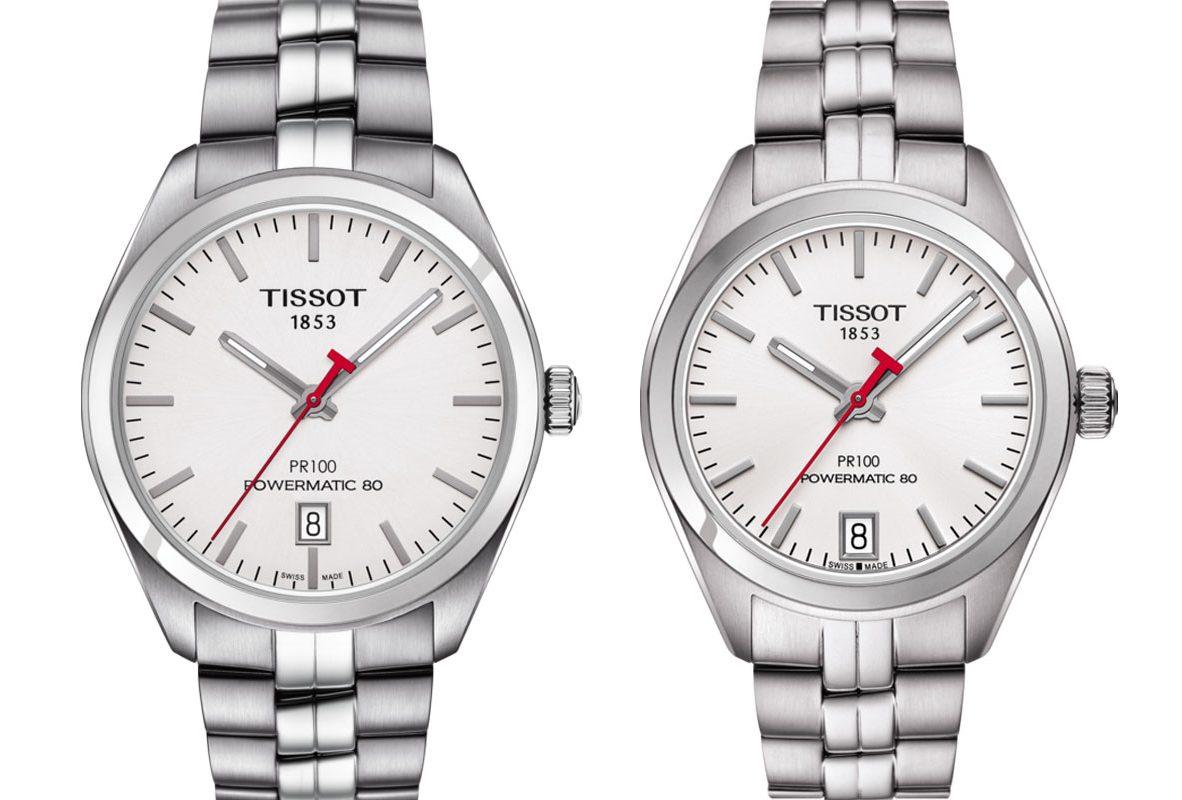 PR100亞運紀念款自動腕錶,錶徑39毫米(男)/33毫米(女),參考售價NTD 19,400。