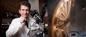 體驗百年機刻雕花古董:Breguet全球首席機刻雕花大師Mr. Guillaume Braud抵台