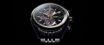向歷史軌跡致敬:CITIZEN百年限量款腕錶