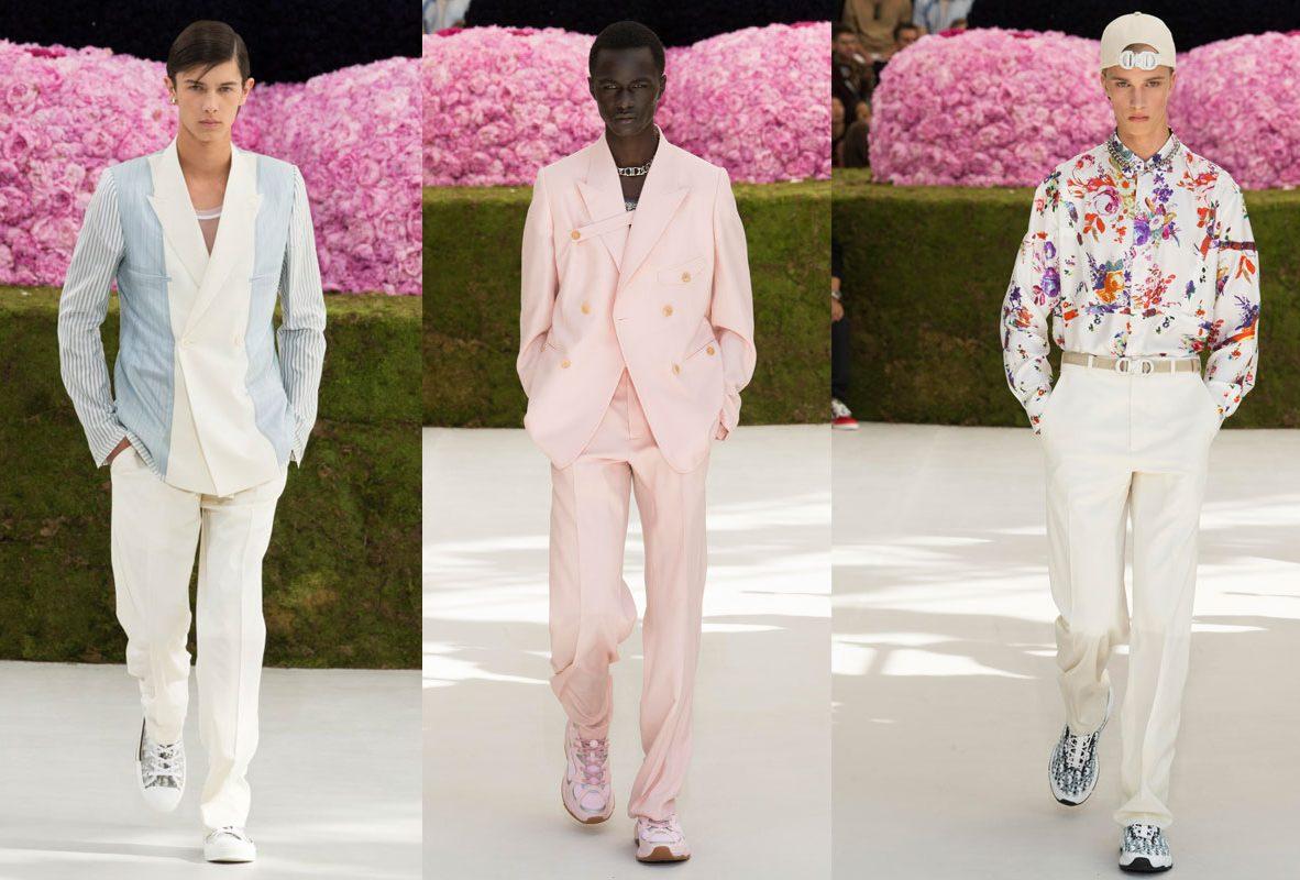 Dior 2019夏季時裝秀