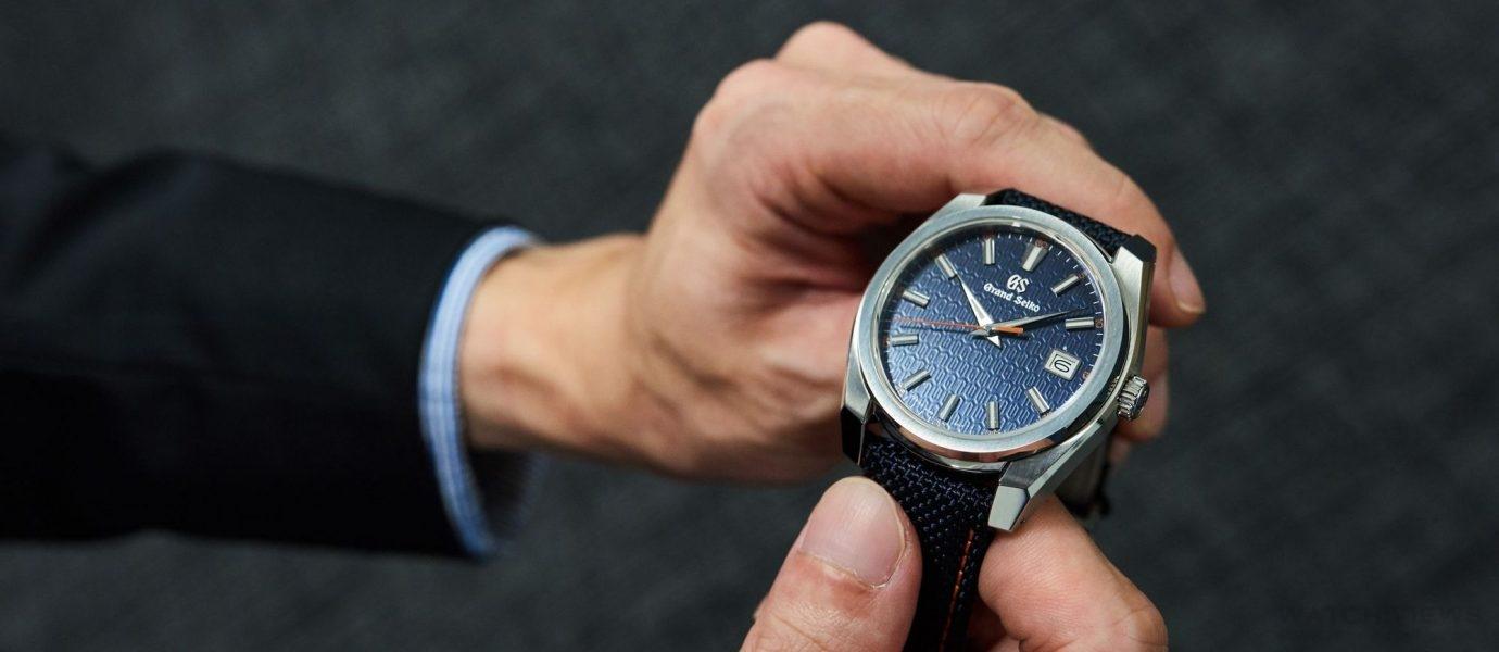 【每週一錶】Grand Seiko 9F石英機芯25週年紀念限量款