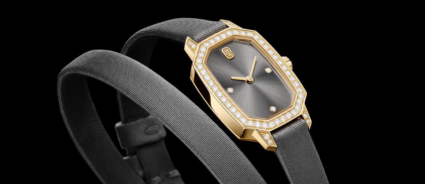 新面貌亮相:Harry Winston Emerald腕錶全新系列