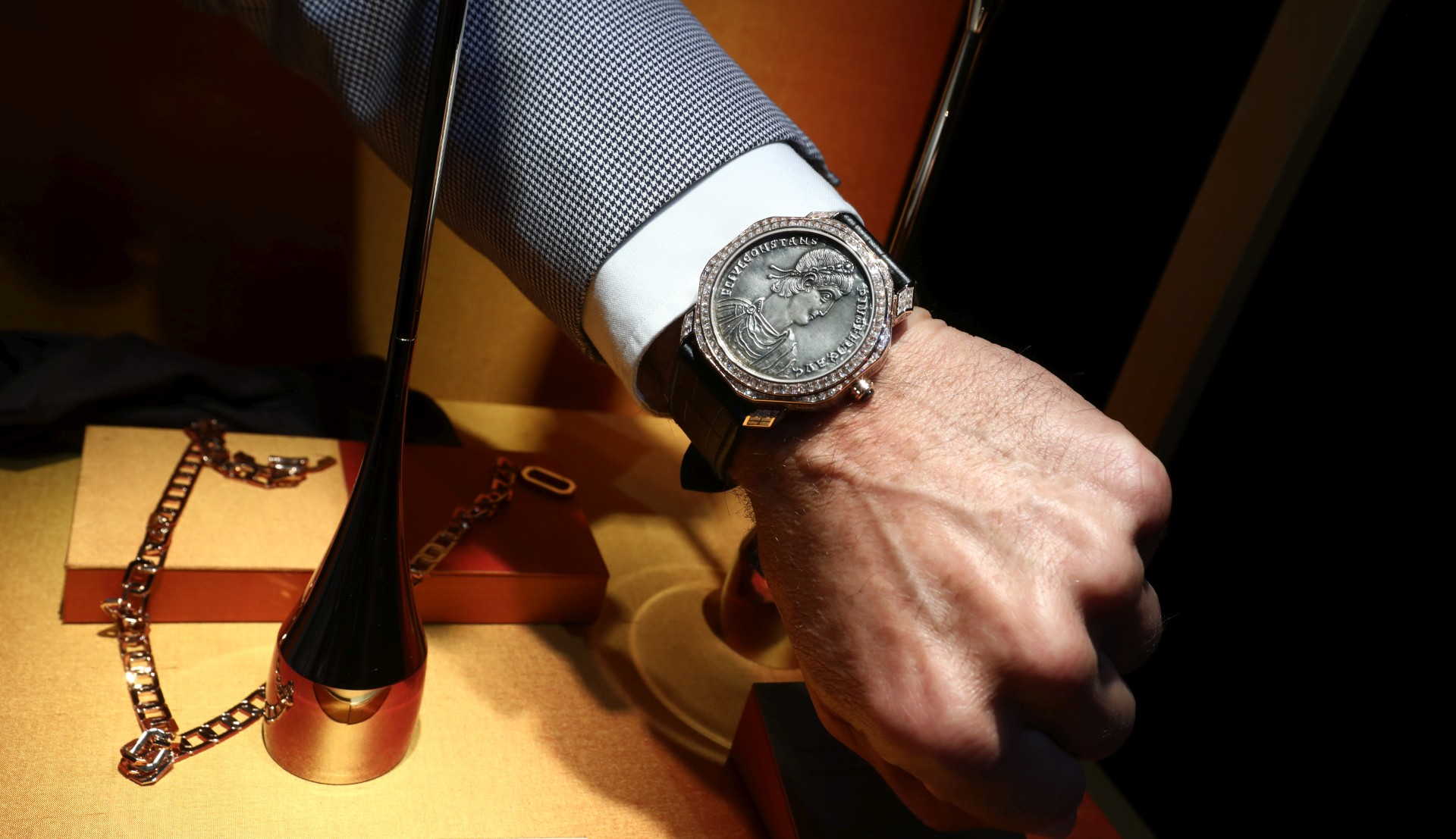 BVLGARI於上海舉辦複雜腕錶鑑賞會,發表2018年度腕錶新作