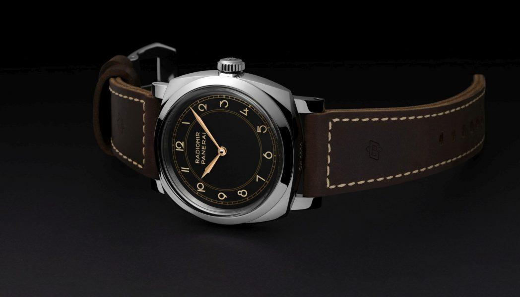 沛納海Radiomir 1940 3 Days Acciaio–47毫米三日動力儲存精鋼腕錶