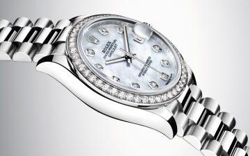 計時功能與風格美學的永恒經典:Rolex Oyster Perpetual Datejust 31腕錶