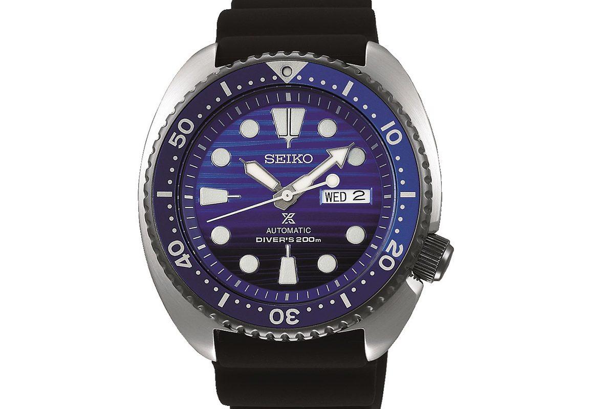Seiko Prospex愛海洋系列新品錶款-SRPC91J1,參考價NTD 16,000