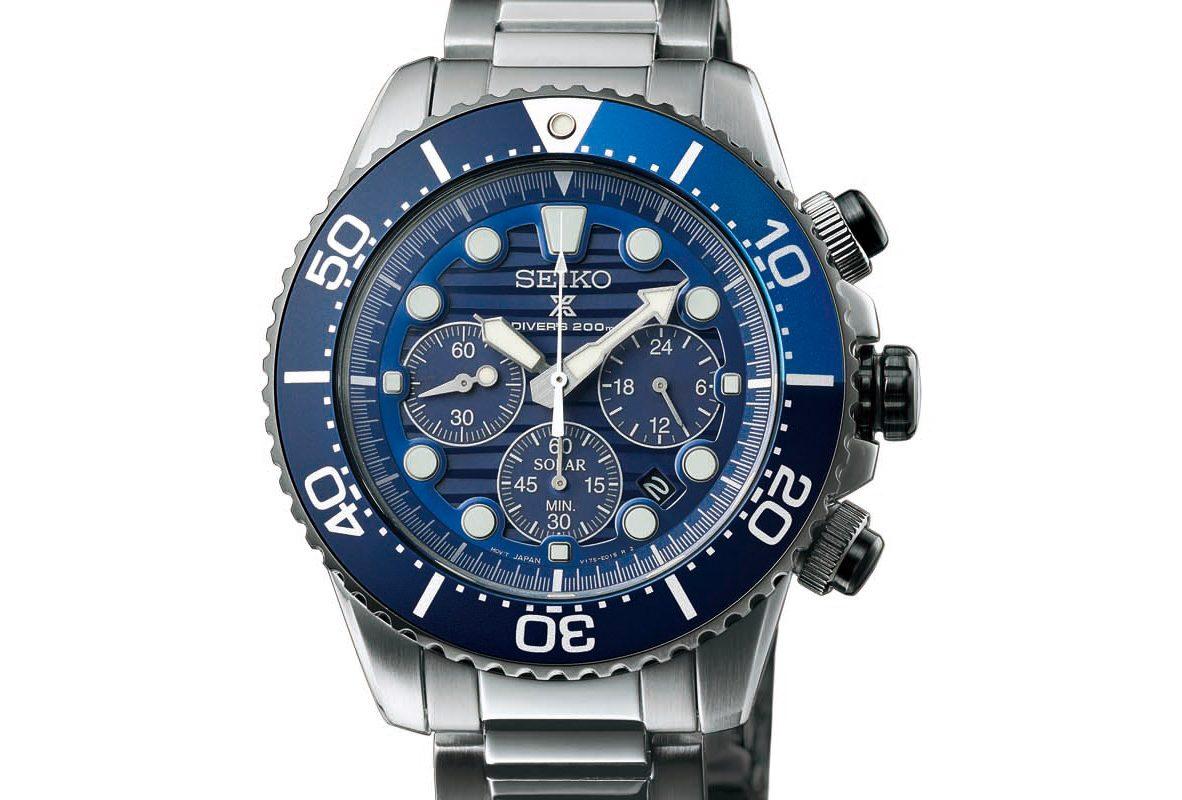 Seiko Prospex愛海洋系列新品錶款-SSC675P1,參考價NTD 15,500