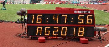 決勝萬分之一秒:Tissot見證亞運20年光榮時刻