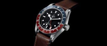 百事可樂圈的魅力:Tudor Black Bay GMT入圍2018年日內瓦高級鐘錶大賞