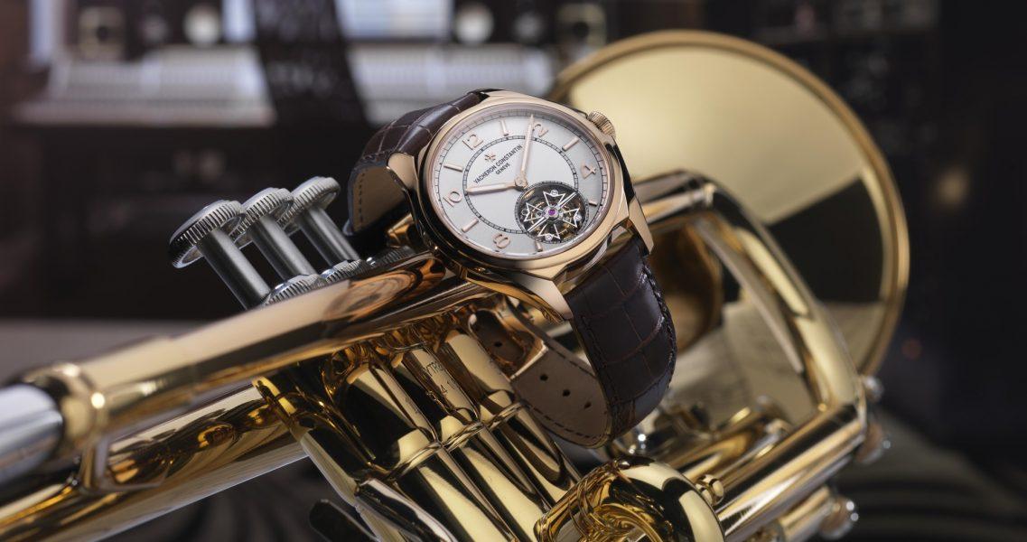 精準掌握時間的曼妙節拍,譜出蕩氣迴腸的人生樂章:江詩丹頓發表全新FiftySix陀飛輪腕錶