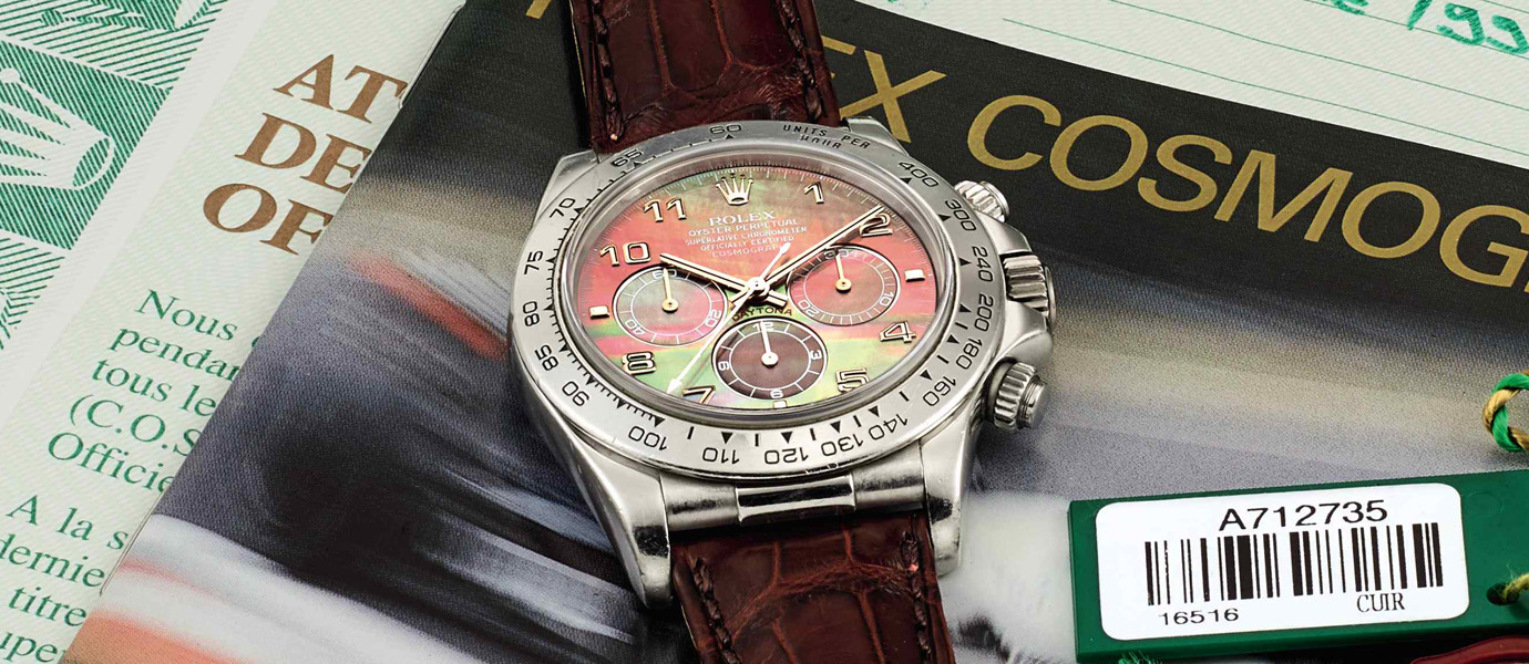 將再創天價嗎?精選蘇富比2018珍貴名錶秋拍時計