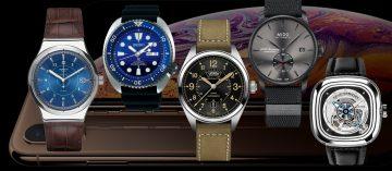 【錶語時事】買iPhone不如買它們:這些機械錶五萬有找