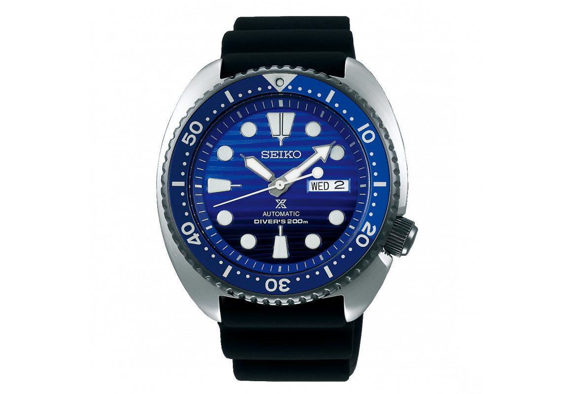 Seiko Prospex 機械錶(SRPC91J1),參考價NTD 16,000。
