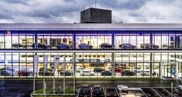 BMW尚德新莊旗艦中心 耗資10億寵車主