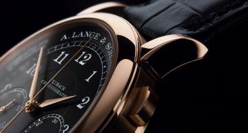 聚焦時間書寫藝術:朗格1815 Chronograph的誕生