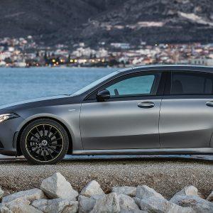 Mercedes-Benz A-Class 全新上市,與性格的你天生匹配