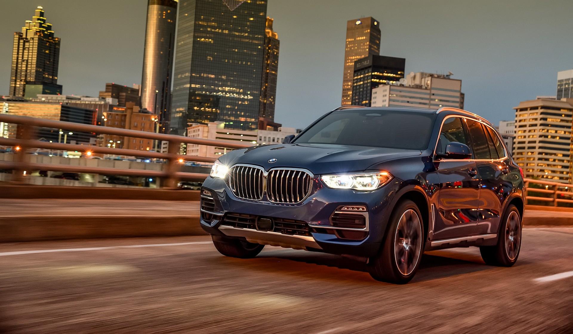 王者再臨 :全新世代BMW X5巴黎車展正式現身