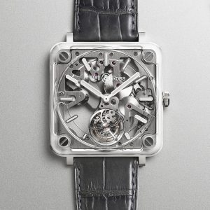 Bell & Ross BR-X2 Skeleton Tourbillon Micro-Rotor微型擺陀鏤通陀飛輪腕錶