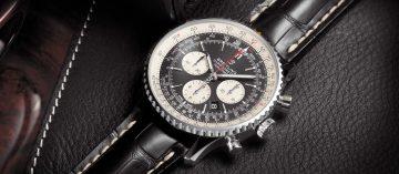 替加入SIHH暖身?! Breitling加入瑞士高級製錶基金會