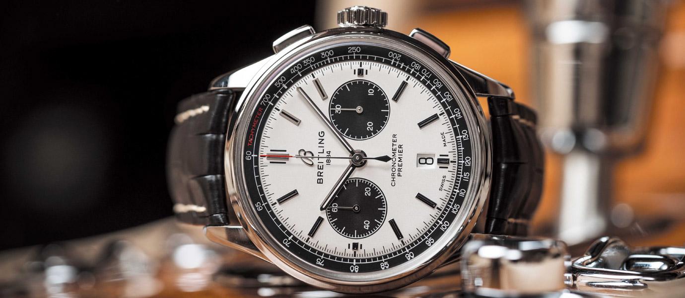 同名系列再現光芒:全新Breitling Premier系列腕錶