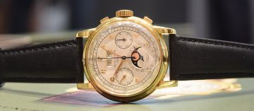 光目睹也精采:Christie's《精緻名錶》矚目拍品(上)