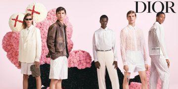 Dior發表2019夏季男裝形象廣告
