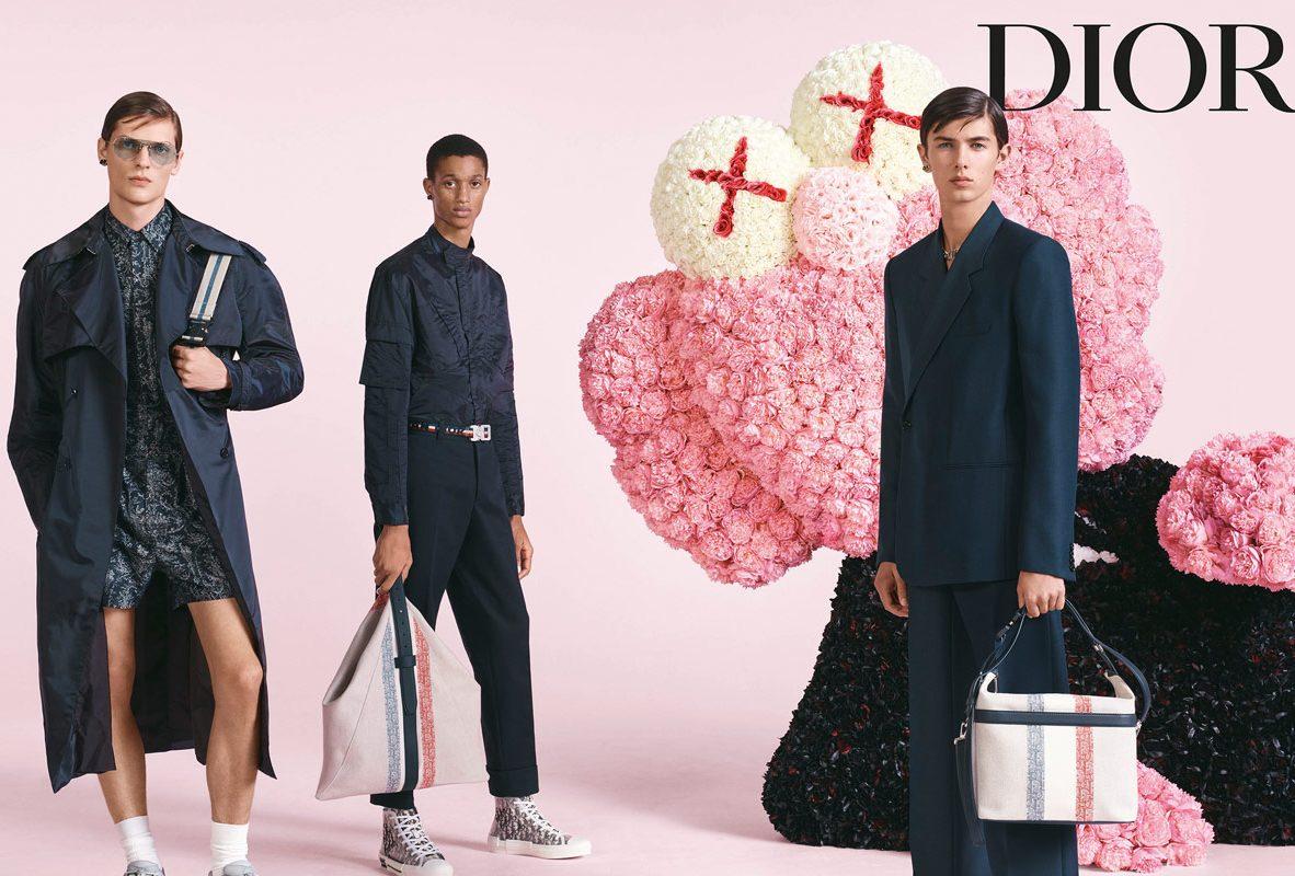 Dior Men 2019 夏季系列形象廣告