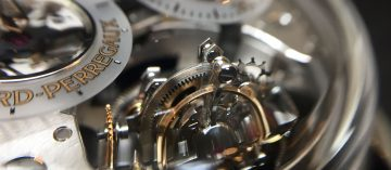 GP的工藝與細膩:寶鴻堂 x 芝柏表高級複雜腕錶鑑賞會