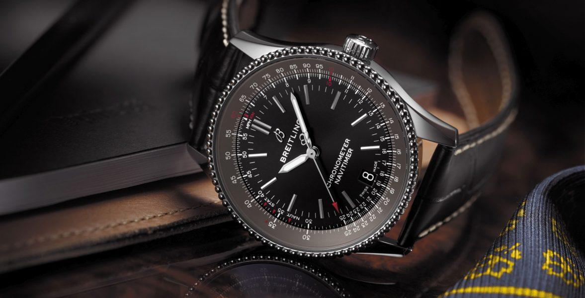經典錶款新詮釋:百年靈NAVITIMER 1 AUTOMATIC 38 自動航空腕錶