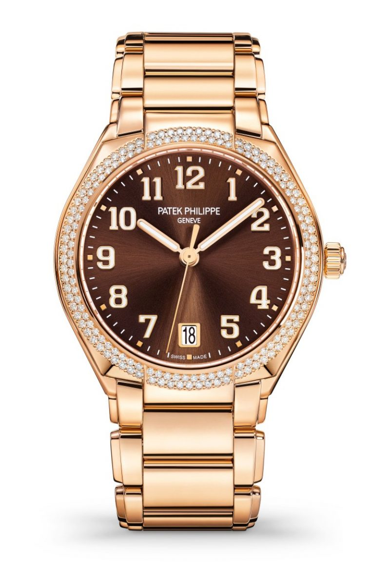 Twenty~4 Automatic編號7300/1200R-001腕錶