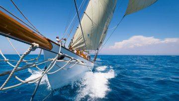 雕琢以人為本的未來:沛納海航海大使EILEAN雙桅古典帆船在Homo Faber工藝慶典展出