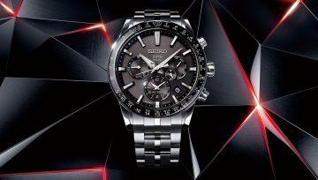 持續創新的最新闡明:SEIKO發表搭載全新5X機芯的Astron GPS Solar Dual-Time 5X53雙時區顯示腕錶