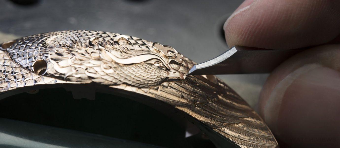【Pre-SIHH 2019】江詩丹頓以精湛手工雕刻呈現頂級複雜功能的另一面貌