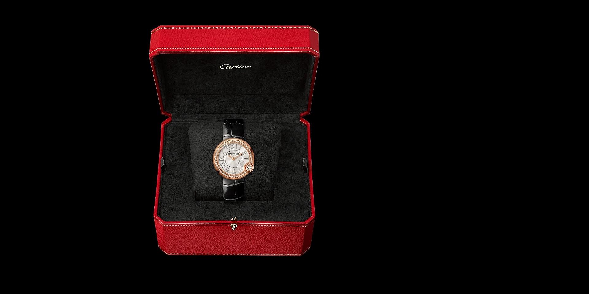 優雅扮靚:卡地亞隆重推出全新Ballon Blanc 白氣球系列女士腕錶