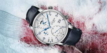 世界時區與偏心月相的冬日邂逅:Glashütte Original推薦腕錶