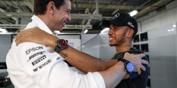 生涯第五座F1冠軍:IWC品牌大使Lewis Hamilton再度封王