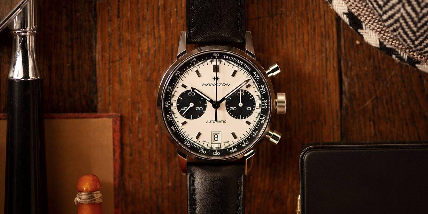 【每週一錶】全新的老錶:漢米爾頓Intra-Matic Auto Chrono