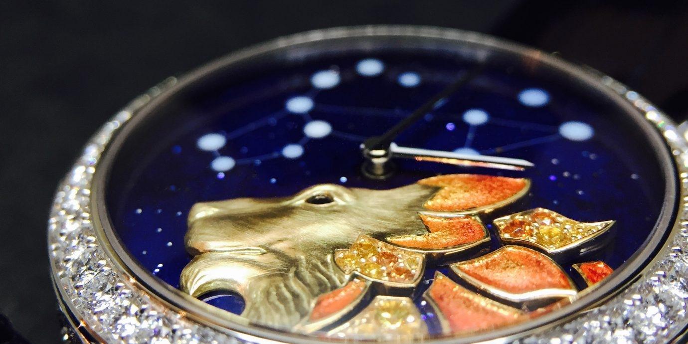 【每週一錶】浪漫的星座:梵克雅寶Lady Arpels Zodiac Lumineux