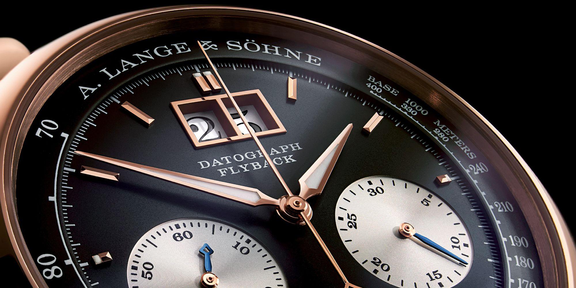 即刻成經典:A. Lange & Söhne飛返計時碼錶(下)