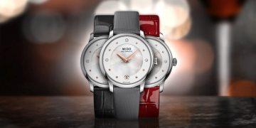 優雅再進化,一錶隨身三種型格:MIDO美度表永恆系列晨夕鑲鑽女錶