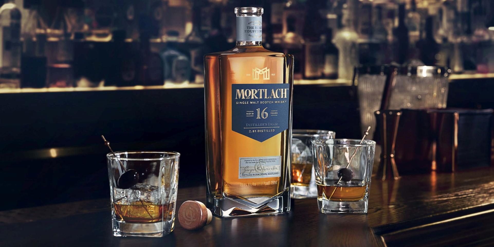 臻稀瓊液 重磅回歸 :MORTLACH慕赫2.81蘇格蘭單一麥芽威士忌