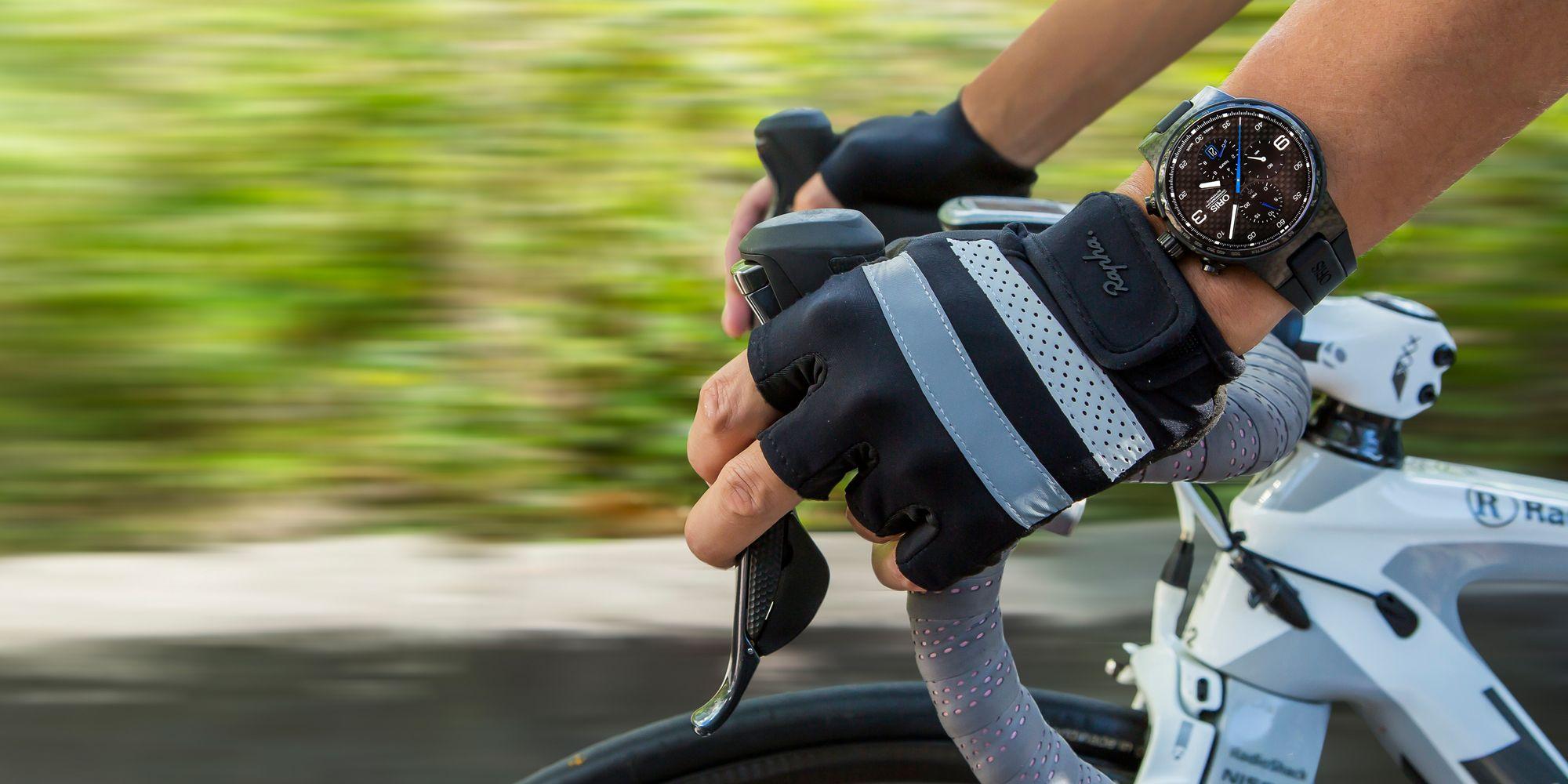 【實戴經驗談】Oris碳纖維計時碼錶:一位單車騎士的玩錶品味