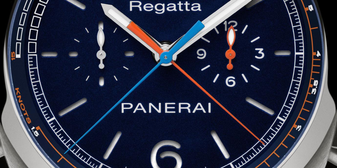 替橫越大西洋揭開序曲:Panerai Luminor Transat Classique Regatta計時碼錶