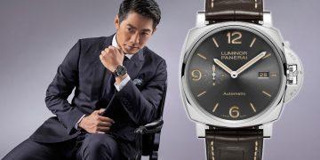 日劇天王的魅力:Panerai宣布反町隆史成為日本品牌大使