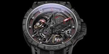 聯手MR PORTER:Roger Dubuis Excalibur Aventador S獨家款