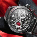 向最偉大之一車手致敬:TAG Heuer x Ayrton Senna聯名腕錶