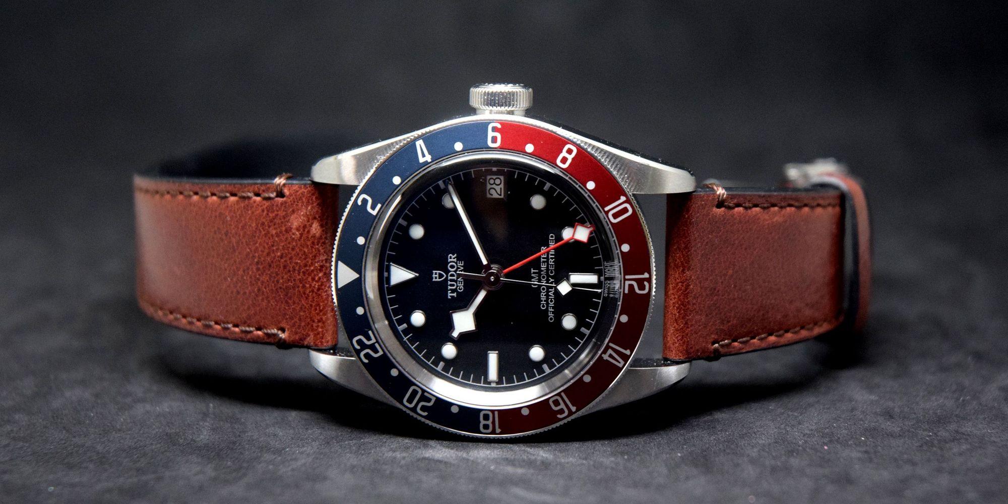 【每週一錶】染上大哥的顏色:帝舵Black Bay GMT
